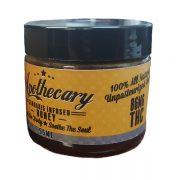 55ml jar of THC-infused Honey.