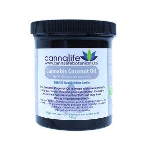 Coconut Oil - 1000mg THC