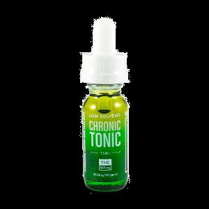 500mg THC, 15ml bottle CHRONIC TONIC