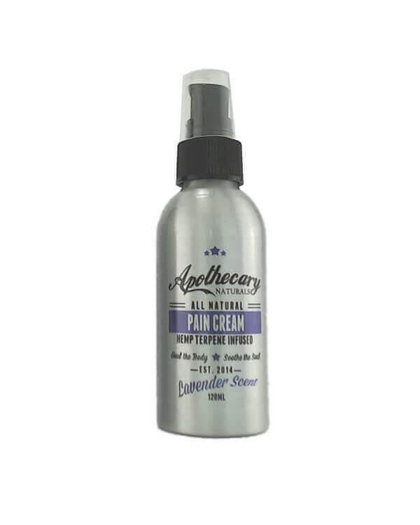 Lavender Pain Cream