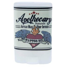 Apothecary Tattoo Oil