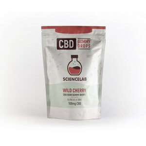 CBD Gummy Drops - Science Lab