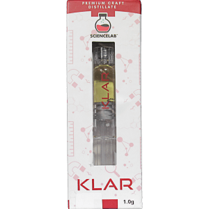 Cannabis distillate by KLAR