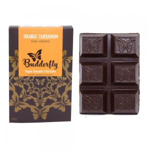 Orange Cardamom Bar by Budderfly