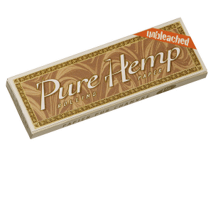 Pure Hemp - Unbleached Rolling Papers