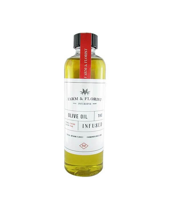 Olive Oil - THC Infused