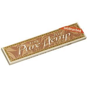 Pure Hemp Kingsize Papers