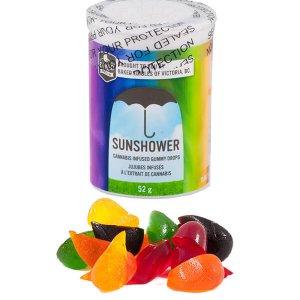 Sunshower Gummies - Baked Edibles - 75mg THC