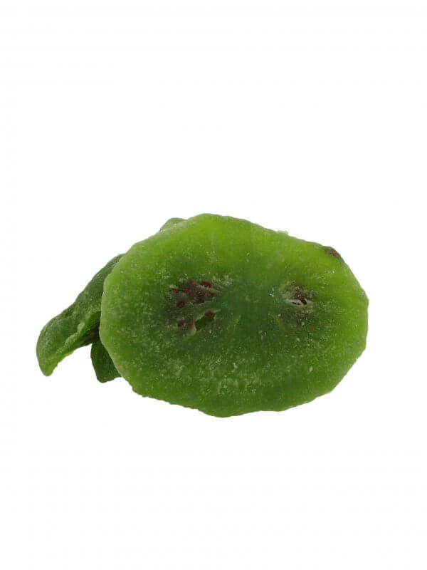 Sweeds THC infused Kiwi Fruit. 10 pcs infused with 10mg of THC each per bag.