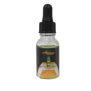 THC Tincture - 1000mg THC by Diamond Concentrates. Mint flavored.