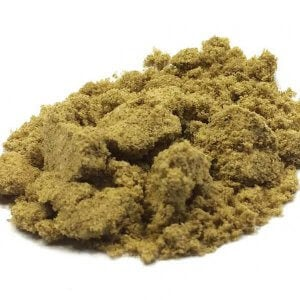 Keif made from Rockstar Kush