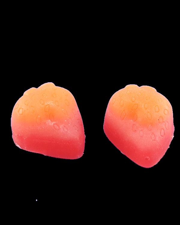Strawberry Feels 2 x 25mg THC + 25mg CBD by SeC