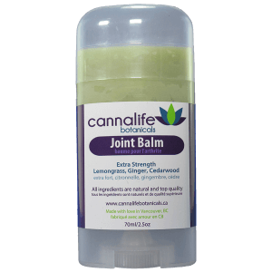 Arthritis Balm / Joint Balm by Cannalife topicals