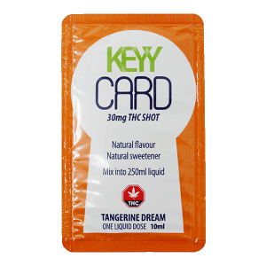 Keyy Card 30mg THC Shot