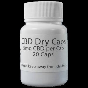5mg CBD Capsules