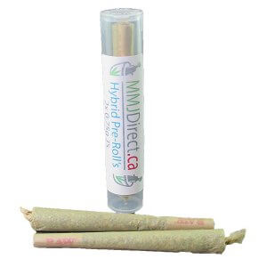 Hybrid Pre-Rolled Joints
