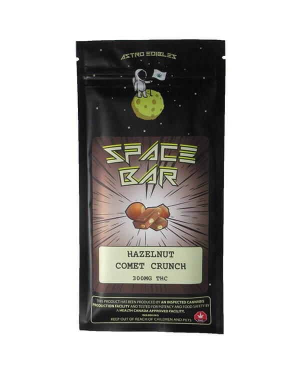 Hazelnut Comet Crunch