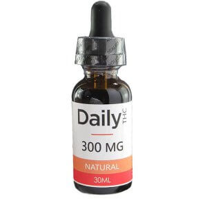 Zen Daily THC 300mg in 30 ml Co2 Oil
