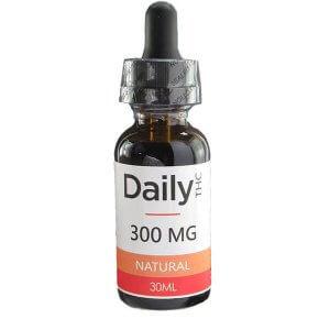 Zen Daily THC 300mg in 30 ml Co2 Oil
