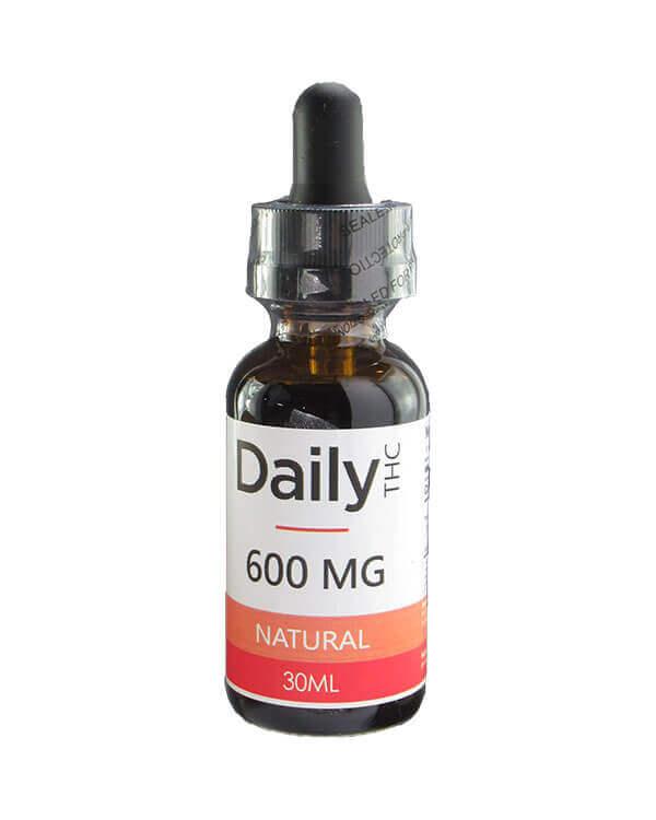 Zen Daily THC Co2 Oil 600mg 30ml