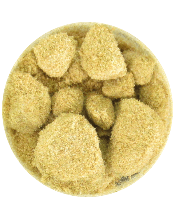 Blonde Hash delivered by MMJ Direct