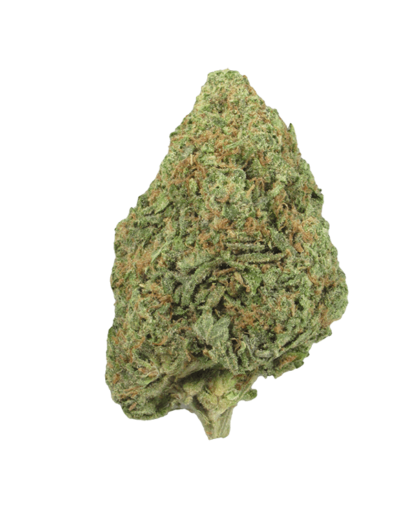 Headband This strain is a cross of two venerable parents, OG Kush and Sour Diesel, making for a 40:60 sativa/indica ratio.