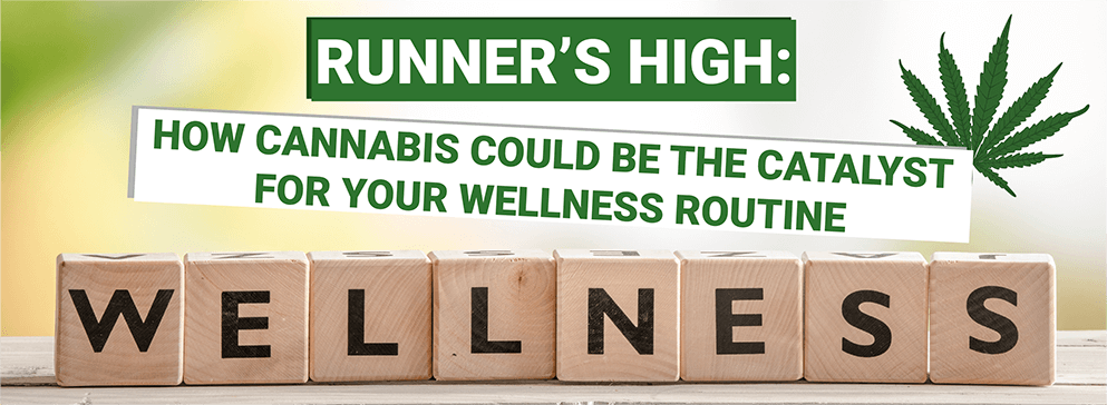 Cannabis and Runners' High