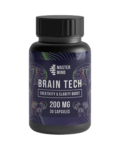 MasterMind Mushrooms Brain Tech 200mg Capsules