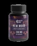MasterMind Mushrooms New Mood 200mg Capsules