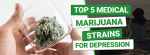 Best Cannabis for Depression