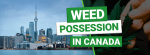 Legal Status of Weed in Canada