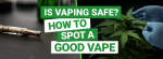 Is Vaping Safe
